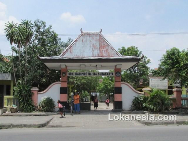 SD Negeri Kadipiro No. 144 Surakarta